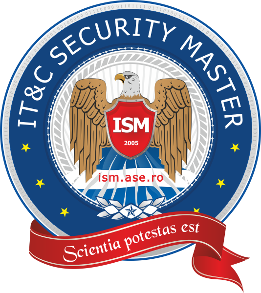 ISM – IT&C Security Master – Informatics Security Master