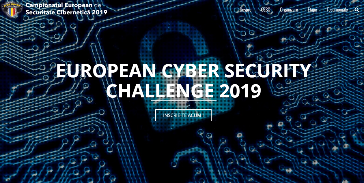2019_European_CyberSecurity_Challenge